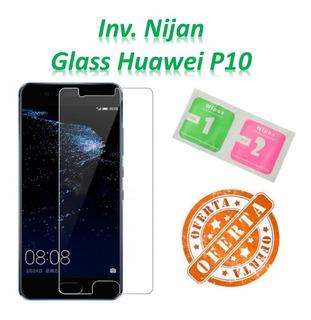 Protector De Vidrio Templado Glass Huawei P10