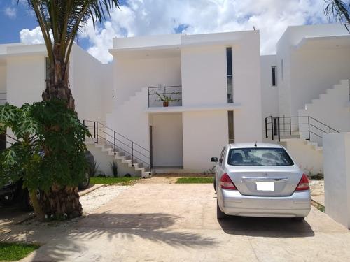 Imagen 1 de 14 de Departamento Amueblado En Renta En Mérida Cerca Playa