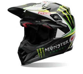 Capacete Bell Moto-9 Flex Monster
