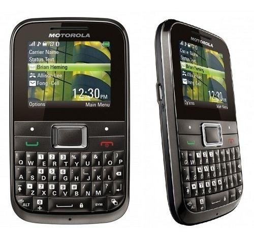 Celular Motorola Motokey Mini Ex 108