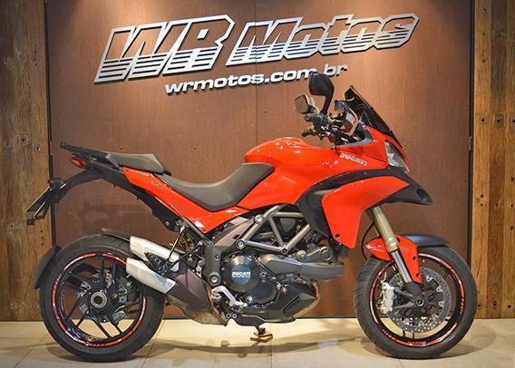 Ducati Multistrada 1200 1198cc