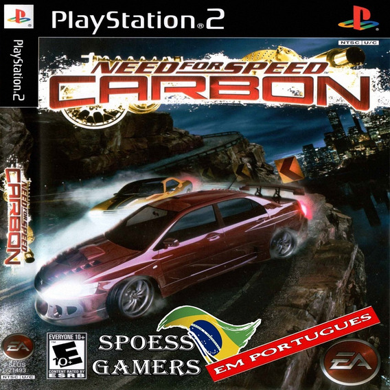 Need For Speed Carbon Ps2 Portuguê Patch Me