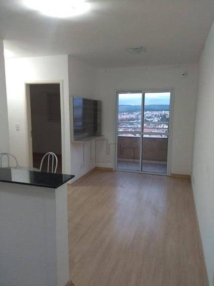Apartamento Para Alugar, 57 M² Por R$ 1.200,00/mês - Alpha Club Residencial - Votorantim/sp - Ap1582