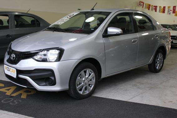 Toyota Etios 1.5 X Automático