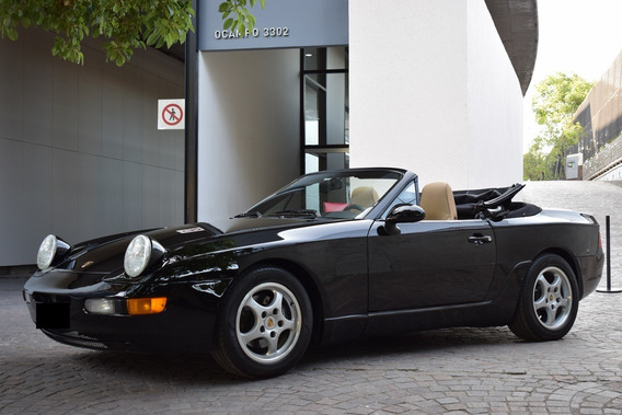 Porsche 968 3.0 Convertible Cabriolet Descapotable 1992