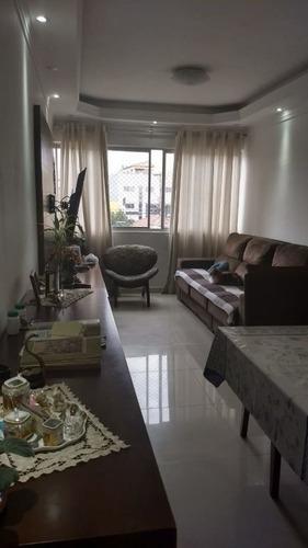 Imagem 1 de 15 de Apartamento Para Venda No Bairro Vila Rachid Em Guarulhos - Cod: Ai23480 - Ai23480