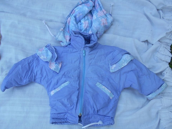 Campera Semi-inflable P/nena Paul Carty -talle 1- En Pilar