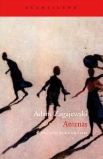 Antenas, Adam Zagajewski, Acantilado