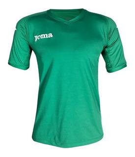 Camiseta Fútbol Joma Jota Para Armar Equipos Lisa Básica