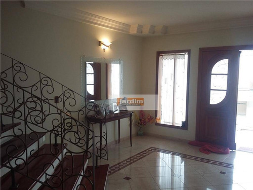 Imagem 1 de 30 de Casa Com 5 Dormitórios À Venda, 560 M² Por R$ 3.500.000,00 - Parque Terra Nova Ii - São Bernardo Do Campo/sp - Ca1152