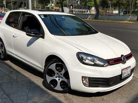 Preciosa Volkswagen Golf Gti 2.0t 3p Piel Dsg At Mod-2013