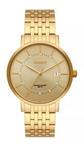 Relógio Orient Feminino Fgss1163 C1kx Dourado Analogico