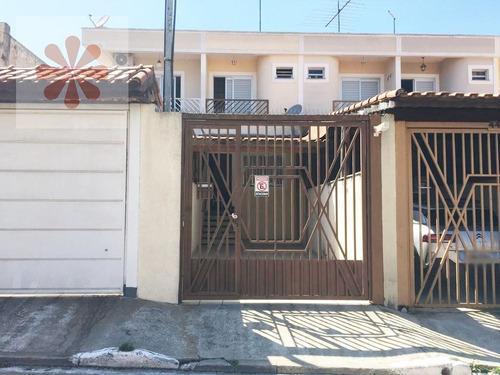 Imagem 1 de 15 de Casa Sobrado Em Parque Boturussu  -  São Paulo - 5519