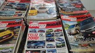 Revista 4 Rodas (todas Ano 2009)