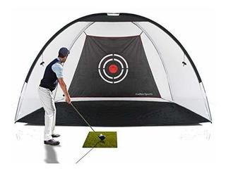Galileo Golf Net Training Aid Práctica De Redes Para Campo D