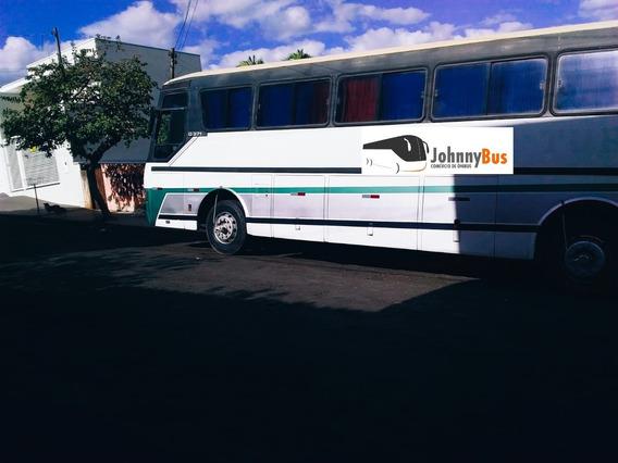Ônibus Rodov. Trucado Mercedes Benz O371rsd - 1990 Johnnybus