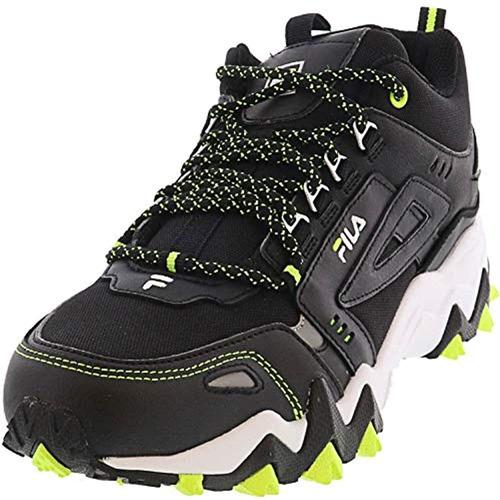 Zapatillas Fila Hombre Oakmont Tr Mid Negro / Seguridad / Bl