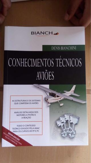 Kit Livros Teóricos Para Piloto Privado E Piloto Comercial