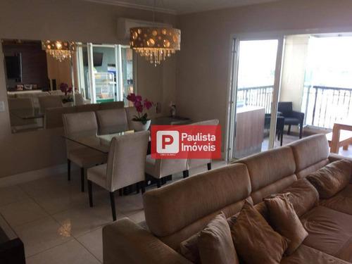 Apartamento À Venda, 113 M² Por R$ 1.100.000,00 - Vila Mascote - São Paulo/sp - Ap25250