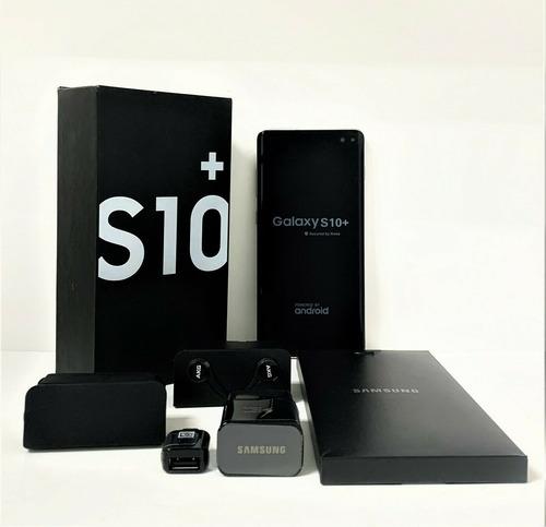 Samsung Galaxy S10 + Gsm ~ Nuevo ~ Desbloqueado De Fábric...