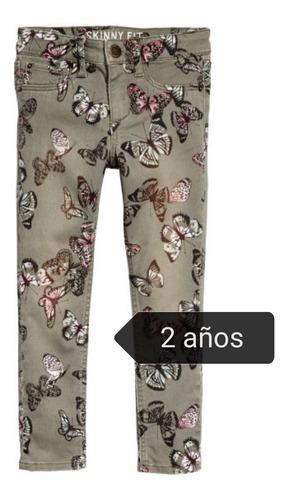 Jeans Importados H&m Y Carter's