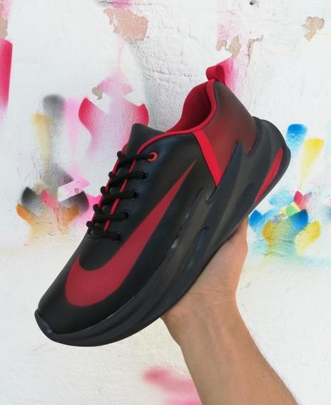 Tenis Nike Mujer Hombre Zapatillas Deportivos Con Caja
