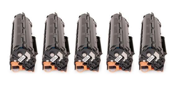 5pçs Toner Compatível Marca Premium Para Uso Em P1102w 1102w