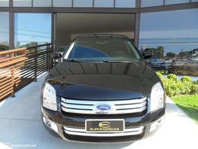 Ford Fusion 2.3 Sel 2006 Preto Gasolina Automático