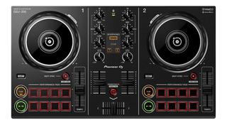 Controlador Dj 2 Canales Pioneer Ddj-200 Profesional