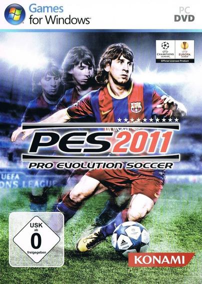 Pro Evolution Soccer Pes 2011 Pc Digital Envio Por Email