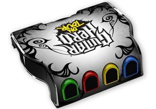 Guitar Grip Original Guitar Hero Para Consola Ninterndo Ds