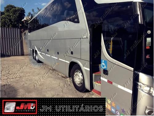 Imagem 1 de 15 de Paradiso 1600 Ld G7 Ano 2012 Scania K360 47 Lug Jm Cod.94