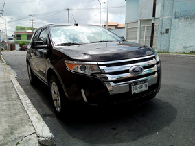 Ford-2013 Edge C. 5pts. Limited, V6, Ta, Climatronic, Piel,