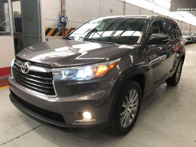 Toyota Highlander 3.5 Limited V6 At 2015