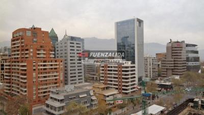 Oficina En Arriendo, Centro Financiero De Santiago