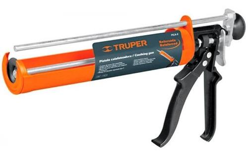 Pistola Silicon Profesional 9  Truper Cod: 1555010