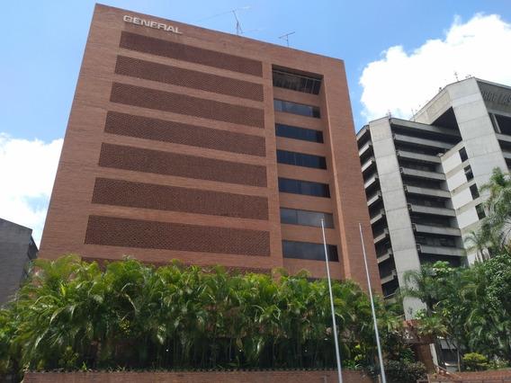 Oficina En Edificio De Lujo Con Ubicación Estratégica