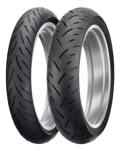 Cubierta Moto Dunlop 180/55 Zr17 M/c(73w)