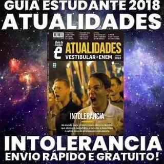 Revista Guia Do Estudante 2019 Atualidades Semestre 1 Brinde