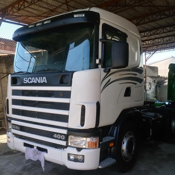 Scania R 124 400 6x2