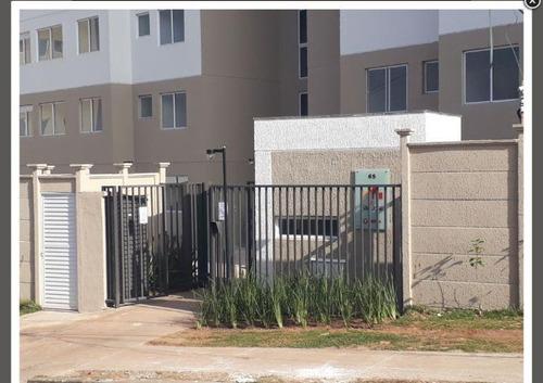 Apartamento Com 2 Dormitórios Para Alugar, 42 M² Por R$ 1.100,00/mês - Jardim São Paulo(zona Leste) - São Paulo/sp - Ap7180
