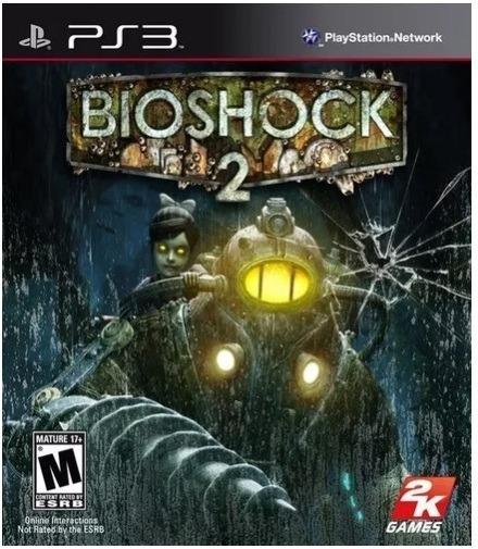 Jogo Bioshock 2 - Ps3 - Mídia Física Lacrado - Game Raro