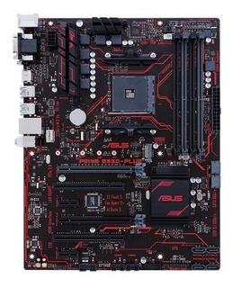 Asus Prime B350plus Ryzen Am4 Ddr4 / M.2 Entrega Inmediata!!