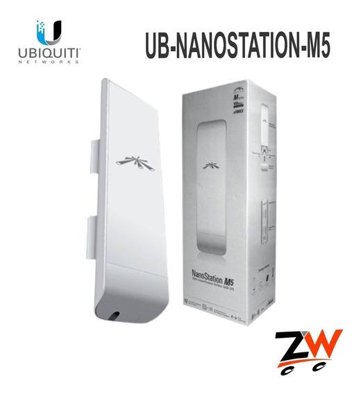 Ubiquiti Nanostation M5 500mw Mimo 5.8ghz Tdma 16dbi