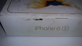 Caixa Do Telefone Celular Smartphone iPhone 6 S -