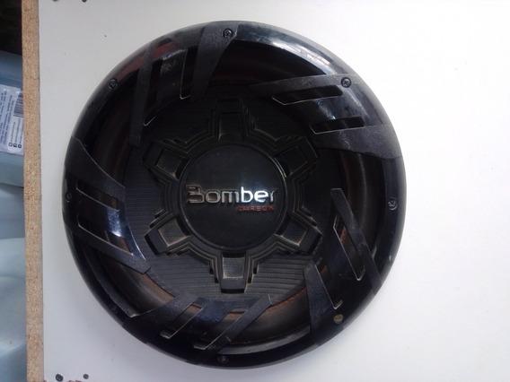 Subwoofer Bomber Carbon 12 Pulgadas