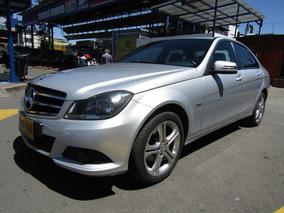 Mercedes Benz Clase C 180 Cgi