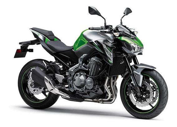 Kawasaki Z900 Abs - Kawasaki Z800 - 0km 2020 - Alex