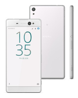 Sony Xperia Xa Ultra F3216 Branco, 16gb, 21.5mp Promocao