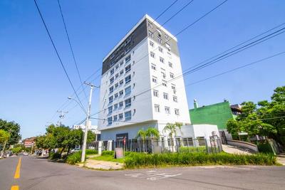 Apartamento Em São Sebastião Com 2 Dormitórios - Rg1054